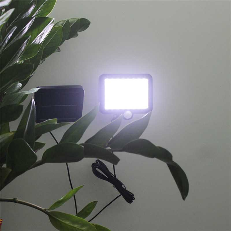 Solar Motion Sensor Outdoor Wall Lights Ledgle
