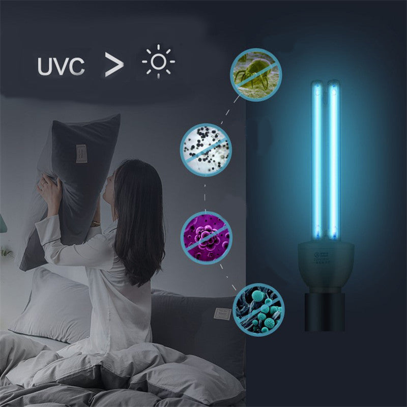 E27 UV UVC Ozone & Without Ozone Sterilizer Corn Light Bulb