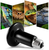 100W E27 Infrared Terrarium Reptile Heat Lamp for tuertles, turtles