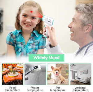 Non-Contact Medical Forehead Thermometer