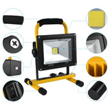 30W Waterproof Daylight White AC LED Flood Lights
