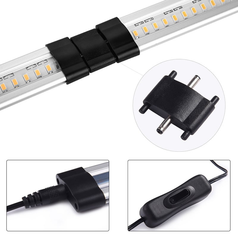 4W Warm White LED Cabinet Strip Lights