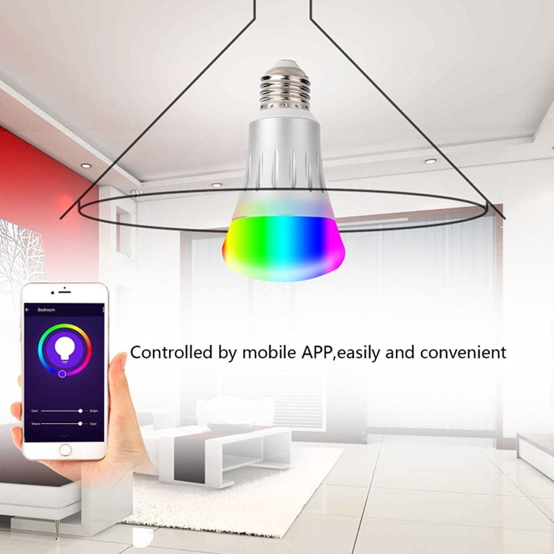 Smart Dimmable Multiple Lighting Modes E27 LED Bulbs