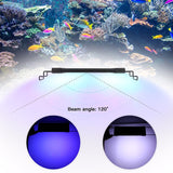 11W Splash-proof 16 Color Modes Fish Tank Lights