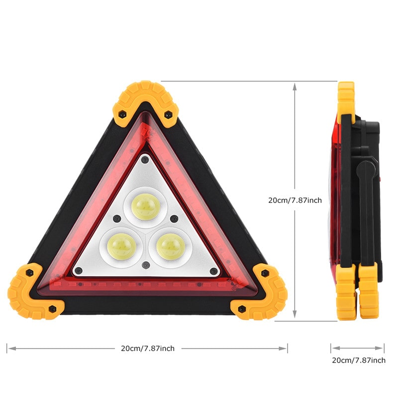 30W Rechargeable LED Work Lights, Emergency Lights