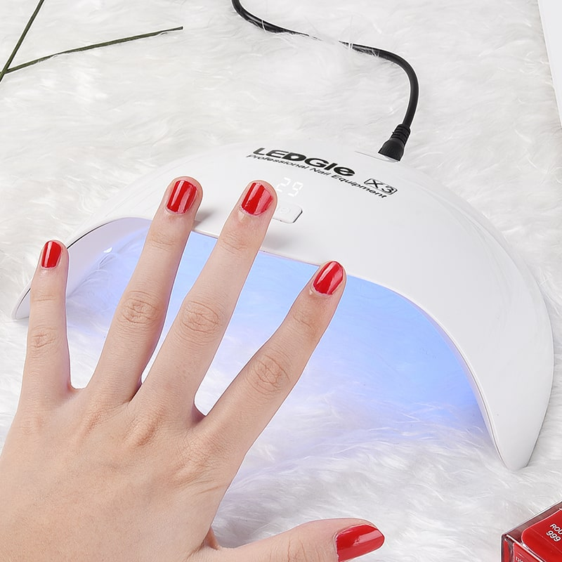 24W Professional Advanced Sensor Smart Nail Lamps