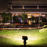 Solar Waterproof 2 Modes Outdoor Spotlight Lights