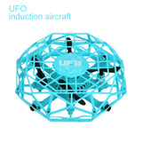TOYERRUN Hand Operated Infrared Sensor Flying Toys for Boys or Girls