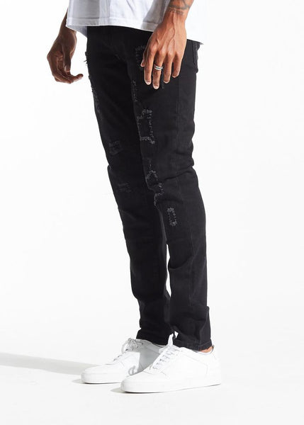 Crysp Atlantic Denim (Black)