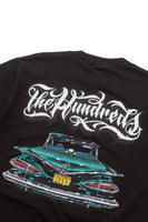 The Hundreds X Mister Cartoon Fifty Nine tee ( Black)