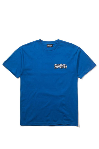 The Hundreds X Mister Cartoon Fifty Nine Tee (Royal Blue)
