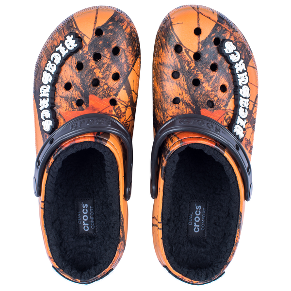 PLEASURES X Crocs Dylan Clog (Camo)