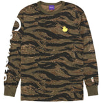 Carrots X Mark McNairy Duck Long Sleeve (Camo)