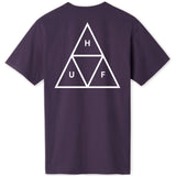 HUF Essentials TT Tee (Purple)