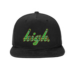 Odd Future High Plaid Snapback