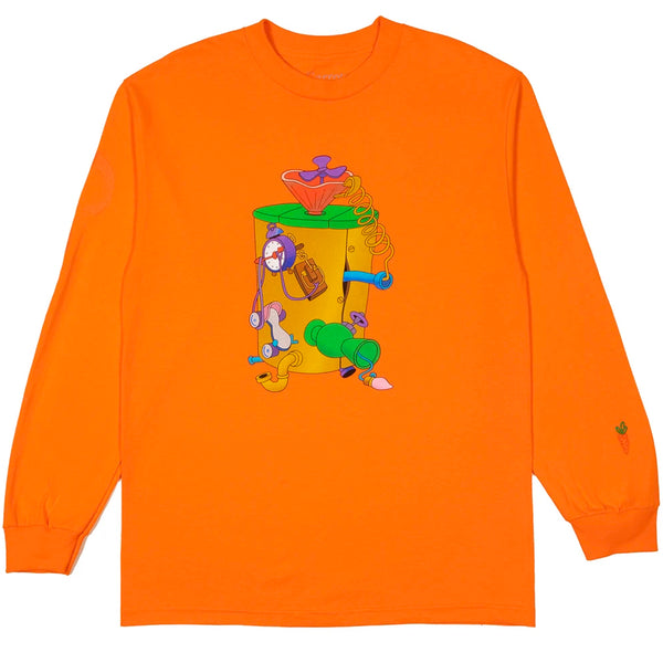 Carrots X Looney Tunes Machine LS Tee (Orange)