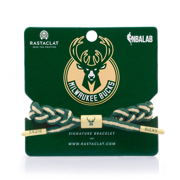 Rastaclat Milwaukee Bucks