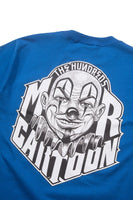 The Hundreds X Mister Cartoon Clown Pocket Tee (Royal Blue)