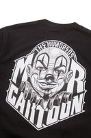 The Hundreds X Mister Cartoon Clown Pocket Tee (Black)
