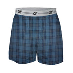Odd Future Logo Plaid Elastic Waistband Bodywear