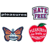 PLEASURES Patch Set