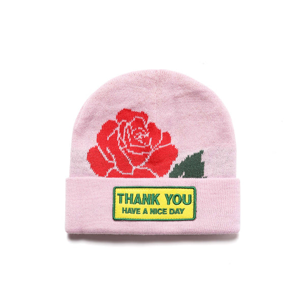 Chinatown Market Thank You Beanie