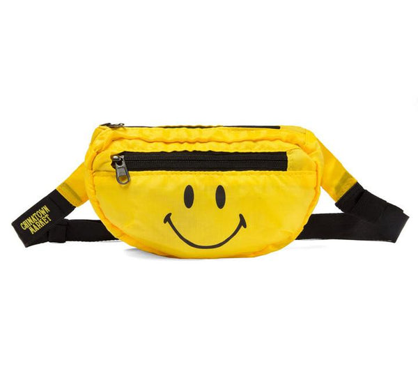 Chinatown Smiley Cross Body Bag