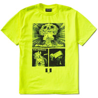 The Hundreds Same Story Tee (Safety Green)