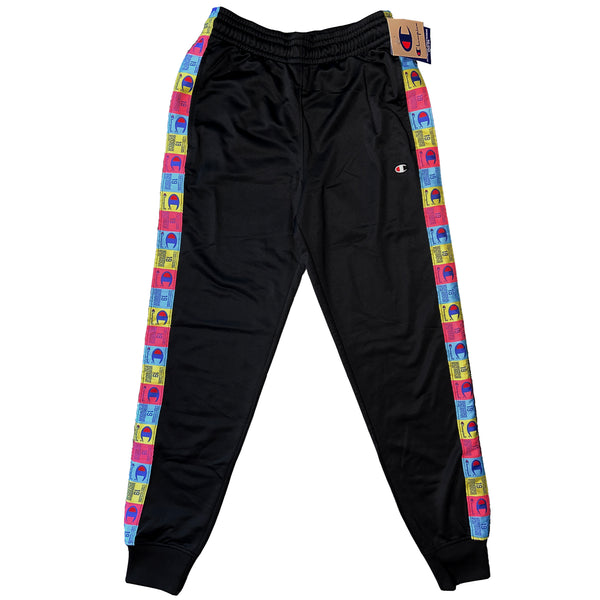 Champion Tricot Track Pants (Black)