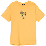 Stussy Warrior Man Tee (Orange)