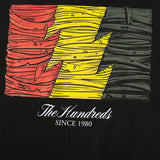 The Hundreds X Blue The Great Wrapped Flag Tee