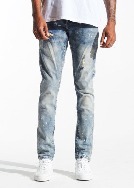 Crysp Atlantic Denim (Vintage Stone)