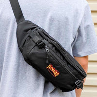 Thrasher Flame Hydration Waistbag
