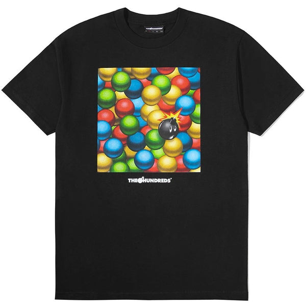 The Hundreds X Blue The Great Ballpit Tee