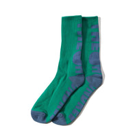 The Hundreds Bar Socks (Green)
