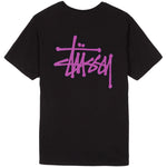 BASIC STÜSSY TEE (Black)