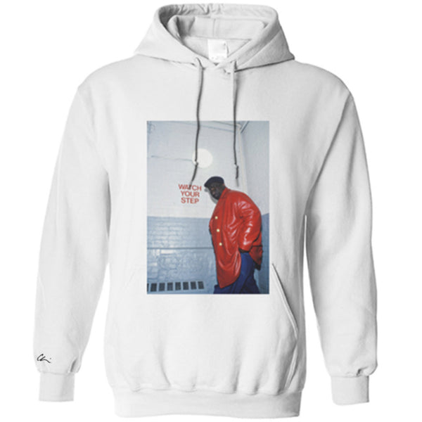 Chi Modu Biggie Watch Your Step Hoodie