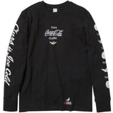 Staple x Coca-Cola Catch The Wave Long Sleeve Tee