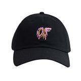 Odd Future Strap-back Dad Cap (Black)