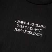 The Hundreds Feelings Tee (Black)