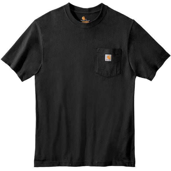 Carhartt Workwear Pocket Tee (Black)