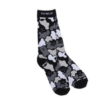 RIPNDIP Blizzard Socks (Black Camo)