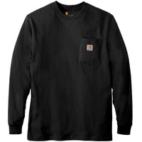 Carhartt Workwear Pocket LS Tee (Black)