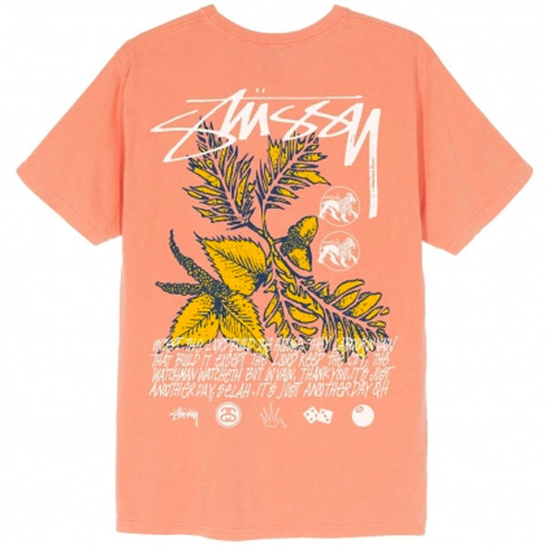 Stussy Bloom Pig. Dyed Tee