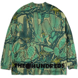 The Hundreds Blunt L/S Shirt (Camo)