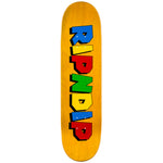 RIPNDIP Nermio Skateboard Deck (Orange)