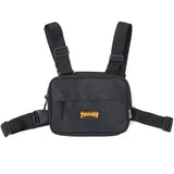 Thrasher Flame Body Bag