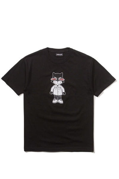 The Hundreds X Mister Cartoon Bronson Tee ( Black)