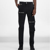 Daily Paper Cargo Pants (Black)