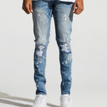 Crysp Atlantic Denim (Light Blue)